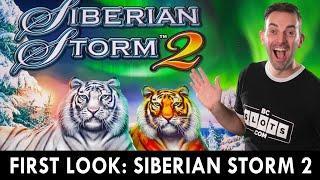 ⋆ Slots ⋆ First Look: Siberian Storm 2 ⋆ Slots ⋆ San Manuel Casino