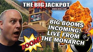 • Live Slot Play From the Monarch Casino in Black Hawk•