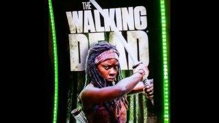 NEW SLOT ALERT! A NEW THE WALKING DEAD SLOT MACHINE - MAY 22, 2016 at Pechanga Resort and Casino