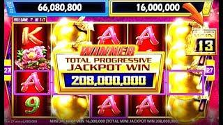 More than 20 Jackpots WON in One bonus! Golden Peach! Quick •Jackpots!
