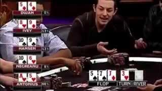 Playing a $500.000 blind pot ● HIGH STAKES GAMBLERS