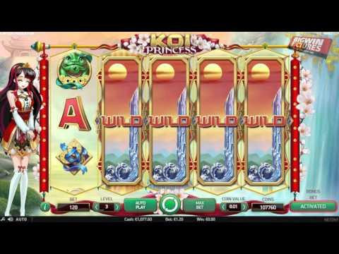 koi princess slot machine  Koi Princess Slot Machine & #x 2122; always keeps gamers almost their chairs as 2ed81d019 1