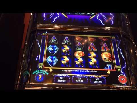 High Limit Jackpot Enchanted Unicorn Amp Thunder Cash