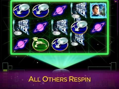 STAR TREK: TREK THROUGH TIME™ online slot game only at Jackpot Party casino