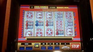 American Original Slot Bonus - Bally