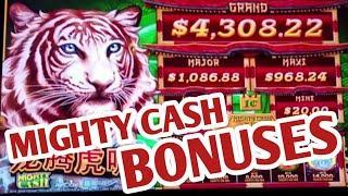 Long Teng Hu XIAO : Mighty Cash Slot Machine | Multiple Bonuses