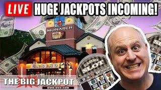 Tuesday Night Live High Limit Slot Play At Monarch Casino in Blackhawk Colorado