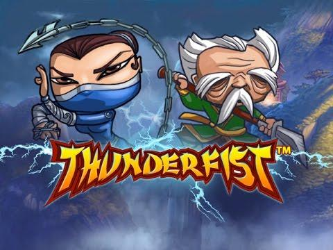 Thunderfist™ Slot Machine Game to Play Free in NetEnts Online Casinos