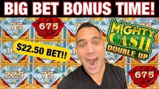 ⋆ Slots ⋆ Mighty Cash Zorro & Double Up at Cosmopolitan of Las Vegas!!!