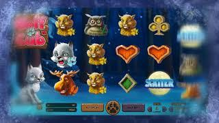Wolf Cub Online Slot from NetEnt - Free Spins & Blizzard Feature!