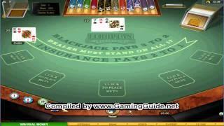 All Slots Casino Multi Hand European Blackjack Gold