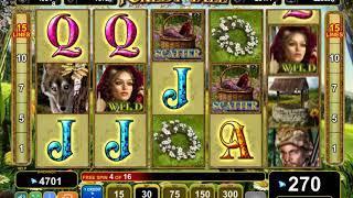 Forest Tale casino slots  -  930 win!