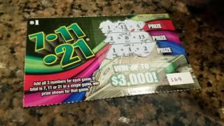 """EXCITING!! $1 SCRATCH OFF WINNER!!  LEARN HOW TO """"WIN THE LOTTERY"""""""
