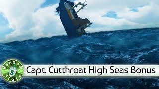 Captain Cutthroat slot machine High Seas Bonus