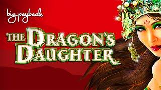 The Dragon's Daughter Slot - NICE SESSION, ALL FEATURES!