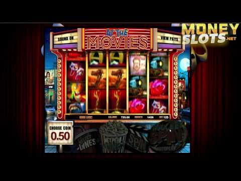 At The Movies Video Slots Review | MoneySlots.net