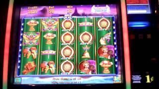 Siamese Dream Bonus Slot Machine Win at Sands Casino