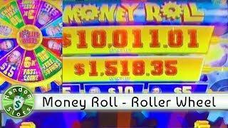 •️ New - Money Roll Roller Wheel slot machine, Bonuses