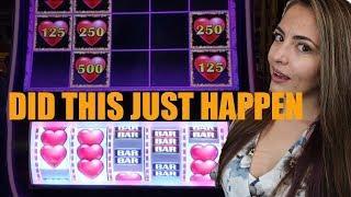 It FINALLY HAPPENED! Liberty Link Bonus Rounds in Vegas!