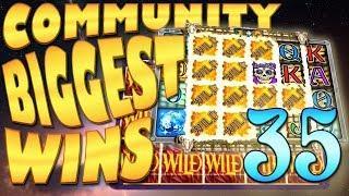 CasinoGrounds Community Biggest Wins #35