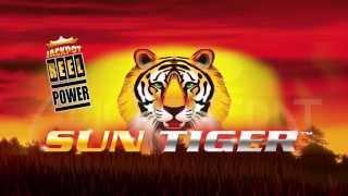 Jackpot Reel Power   Sun Tiger