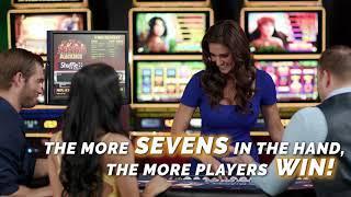 Blazing 7s Blackjack Progressive