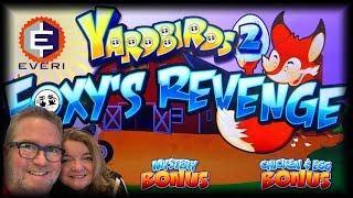 Yardbirds: Foxy's Revenge ••  88 Fortunes 3 Reel •