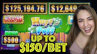 Up to $150/SPIN on HUFF n PUFF at Cosmopolitan Las Vegas!