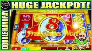 LAST SPIN EPIC COMEBACK LEADS TO A HUGE JACKPOT! RED FORTUNE HIGH LIMIT SLOTS