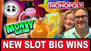 ⋆ Slots ⋆ NEW SLOT ⋆ Slots ⋆ MONOPOLY MONEY GRAB! ⋆ Slots ⋆