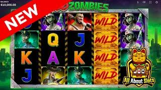 100 Zombies Slot - Endorphina - Online Slots & Big Wins
