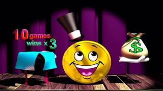 MR CASHMAN JAILBIRD Video Slot Casino Game with a BOX OR MONEY HANDLE BONUS • SlotMachineBonus