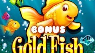 Goldfish Slot Machine Fish Bonus Bellagio, Las Vegas