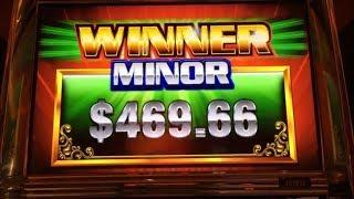 •SUPER BIG WIN & MINOR JACKPOT•CASH CAVE Slot machine•Only $50 invested. Surprised result ! 栗スロット•彡