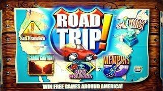 Road Trip Slot Bonus - 150x+ Big Win on Nickels