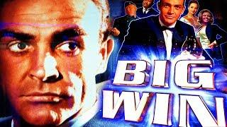 MY FIRST GOLDFINGER • JAMES BOND 007 • BONUSES & PROGRESSIVE • COSMO Las Vegas
