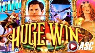 •HOW HUGE IS HUGE?!• BLAZIN' STREAK | JACKPOT INFERNO | AERONAUTS Slot Machine Bonus Wins  (EVERI)