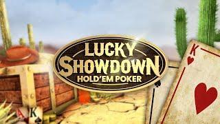Lucky Showdown Hold'em Poker Promo