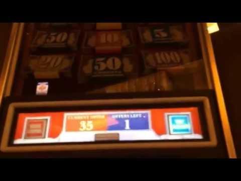 Top Dollar $30 bet high limit slots bonus