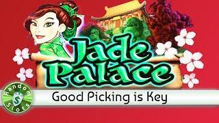 Jade Palace slot machine bonus