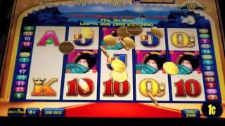 Aristocrat All Stars Slot - Borgata Hotel and Casino - Atlantic City, NJ