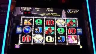 Golden Axe  - Aristocrat - Big Win! Slot Bonus Win