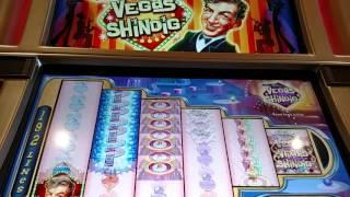 WMS Dean Martin Vegas Shindig Max Bet Big Win Free Spin bons