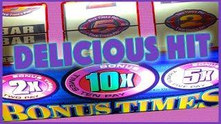 • Delicious Multipliers w/ Quick Hit & Gold Bonanza • • Slot Machine Pokies w Brian Christopher