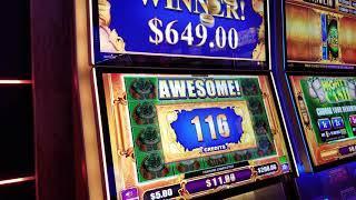 AMAZING WIN with Drew & Kenzie NEW GAME Mighty Cash Big Money Gold