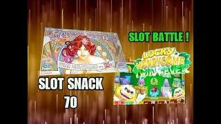 Slot Snack 70 - Nouveau Beauties vs. Lucky Honeycomb: Twin Fever -- Big Hits!