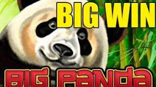 BIG WIN - Big Panda - Bet size: 3€ - (Amatic)