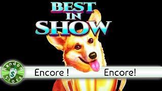 Best in Show slot machine, Encore Bonus