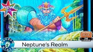 ⋆ Slots ⋆️ New -  Neptune's Realm Money Link Slot Machine