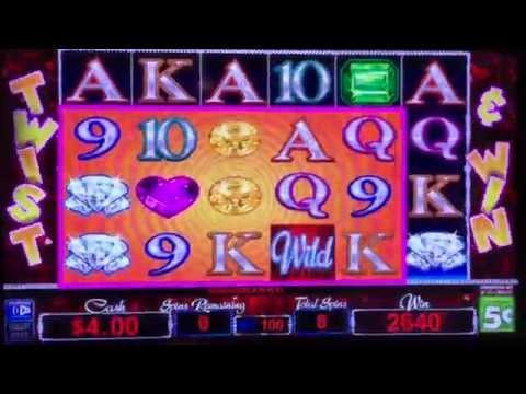 jewels 5 cents machine $5 bet bonus big win ** SLOT LOVER ** ** SLOT LOVER **